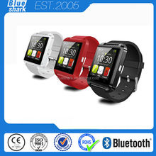 2015 Online Shopping Wrist Watch Android Bluetooth U8 Smart Watch