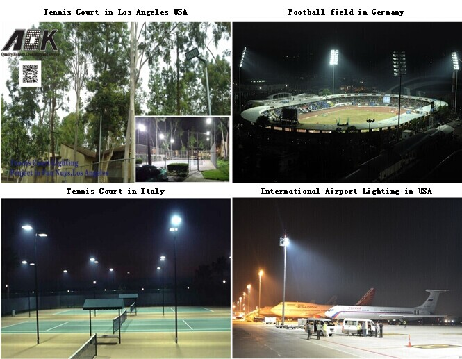 UL DLC TUV SAA 30-500w Meanwell driver LED Floodlight With Philips Chip,5 Years Warranty Floodlight