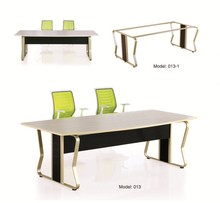 new style modern 2 people office staff desk/table/workstation 013