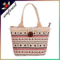 Wholesale cotton canvas tote bag,new design printed canvas tote bag