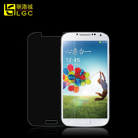Mobile phone screen protector high clear tempered glass screen protector for Samsung Galaxy S4 zoom ,c101 ,c1010