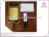 2015 New Mini USB Plug and Play RFID 13.56MHz Reader Android ( Support Linux,Windows,Android OS)