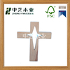 New designed unfinished handmade Carved wooden crosses wholesale high quality wooden cross