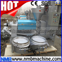 cooking oil oil press machine for soybean oil