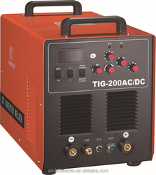 2015 Brand New AC/DC MMA and Pulse TIG 200p 200A Inverter Welding Machine
