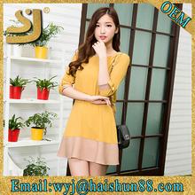 half sleeve knee length,clothing 2015,vintage style formal dresses