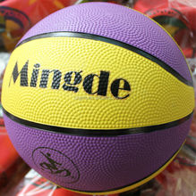 Designer antique shooting basketballs