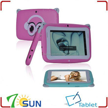 Kids Tablet with Android 4.2.2--4.3 Inch RK2926 1.0GHz 512MB/4GB Tablet kids android tablet