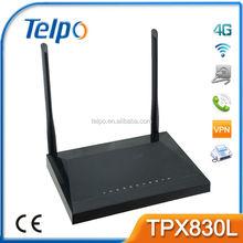 Telpo TPX820 SIM Card Slot 4FXS Ports LTE VoIP Gateway