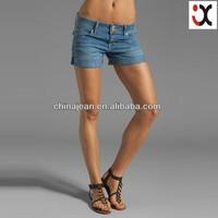 low waist fashion design denim women jeans (JX2302)