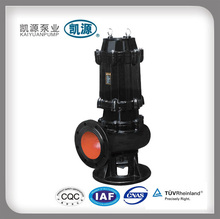 WQ Submersible Sewage Pump Mechanically Dealed with Latest Material, Function Life Time up to 8000 Hours