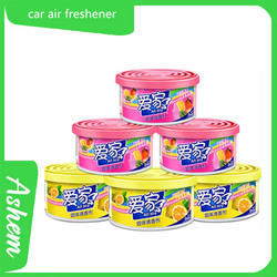 Office decor perfume high quality solid air freshener with customized AS-217