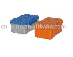 PC transparent plastic storage case
