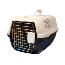 Pet travel carrier cat wicker bed