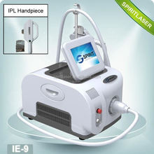 High Quality 10.4 Inch Movable Big Screen IPL Machine CPC beauty products Free LOGO Design