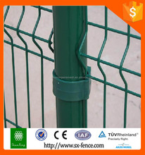 farm folded wire mesh fence