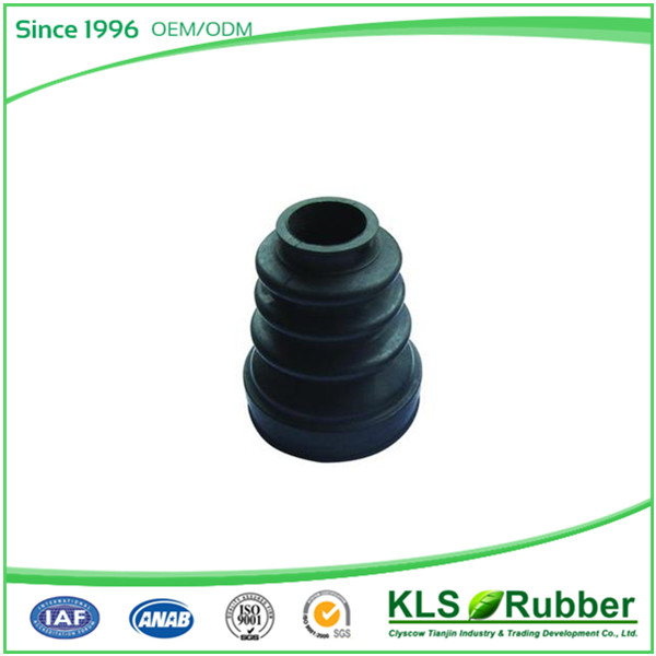 hot sale black rubber sleeve