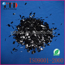6.0mm chopped carbon fiber for reinforcement plastic