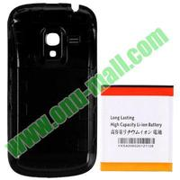 3500mAh Replacement Lithium-ion battery charger case for samsung galaxy s3 mini