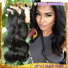 8-30 inch natural black can be dyed raw indian hair bundle no tangle no shedding body wave temple indian hair weave in stock