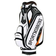 2015 desigh your own golf bag / pu golf stand bag /personalized golf cart bags / lightweight golf bag