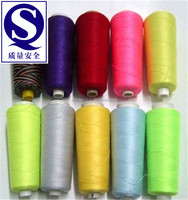 100% polyester sewing thread 30S/2 and 40S/2 virgin in different color