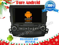 Android 4.2 car dvd for Peugeot 4007 (2007-2011),Capacitive and multi-touch screen support OBD