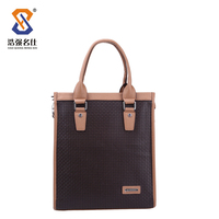 Fashion Customized hot sale genuine leatehr briefcase