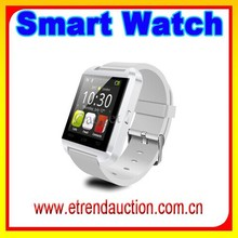 Competitive Price Accept Paypal U8 Smart Watch With Altimeter And Barometer For Android Phone U8 Bluetooth Watch Portuguese