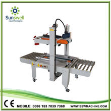 Automatic Flaps Folding carton sealer packing machine (CE) from Shenzhen manufactuer