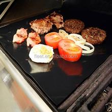 Non stick PTFE Reuable Oven Liner reusable baking sheet BBQ mat Grill sheet Teflon churrasco