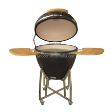 2015 popular kitchen picnic ceramic bbq tool Kamado charcoal Grill
