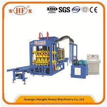 Qingdao Block Making Machines QT6-15B Concrete Block With EPS Machine And Request Concrete Molds