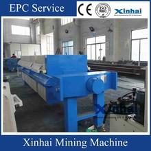 Sludge Dewatering Filter Press for Mining
