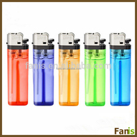 Wholesale 2015 hot sale cheap Disposable flint cigarette lighters