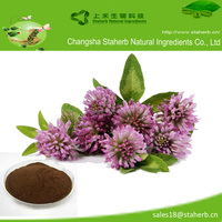 Herb Extract Professional manufacturer supply Red Clover Extract Abiochanin