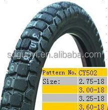 high quality motorcycle tire 3.25-18