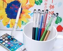 swarovski 2015 mới bút 2 trong 1 thiết kế mới lạ bút stylus cho iphone
