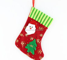 Small Christmas gift popular Christmas stocking Sale Christmas stockings