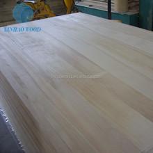 China paulownia shan tong wood price/Paulownia lumber price