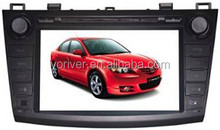 TS8732 Car DVD/Car Navigation for New Mazda 3 With BT,IPOD,TV,GPS,3G optional