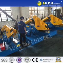 Q08 guillotine metal cutting machine factory crocodile type