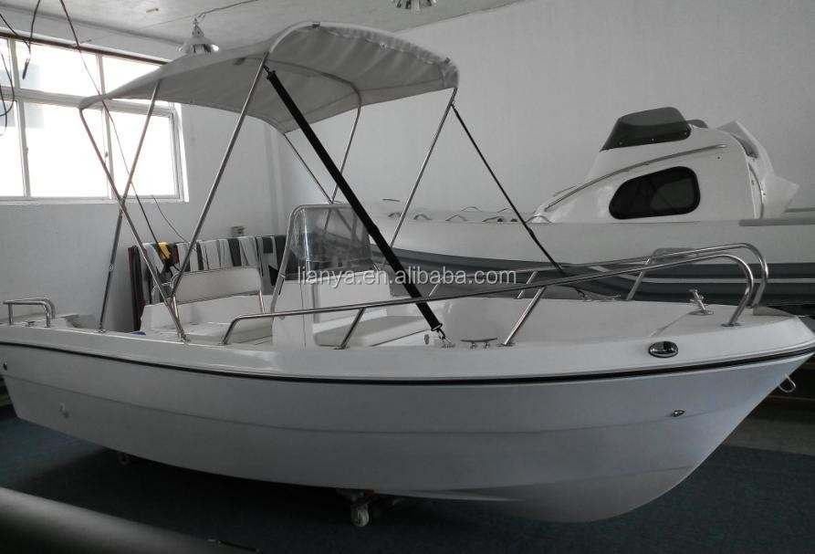 Liya size 4 2 center console fishing boat sport type for Fishing boat types