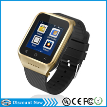 low price 3G android smart watch phone with wifi camera bluetooth phone watch