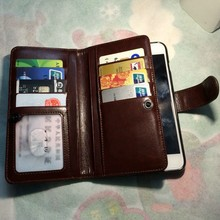 New Wallet Phone Case for iphone 6 Stand Leather Mobile Phone Case for iphone 6 plus
