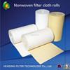 Polyester PPS nonwoven needle felt filter cloth for needle felt dust filter bag