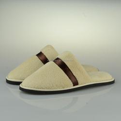 Latest Design 100% Polyester Disposable Micro Fleece Woman Hotel Slipper, Lady slipper