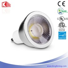 Online shop Alibaba 5w cob Ra>80 100lm/w warm/natural/cool white led bulb gu10