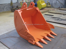 excavator bucket sale for hitachi Zx200 different kinds of design