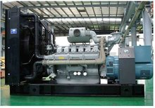 1 Mega Watt diesel generator imported from UK